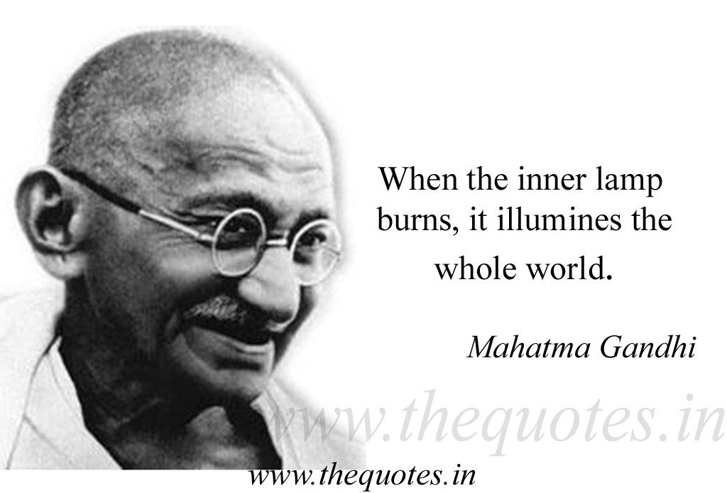 Gandhi Quotes And Sayings (1)