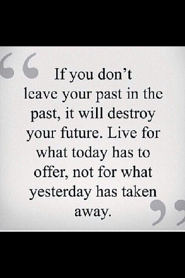 Living In The Past Quotes Top Ten Quotes 53956
