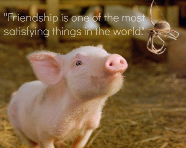 Love Quotes : Charlotte\'s Web, coming to the CTC stage ...