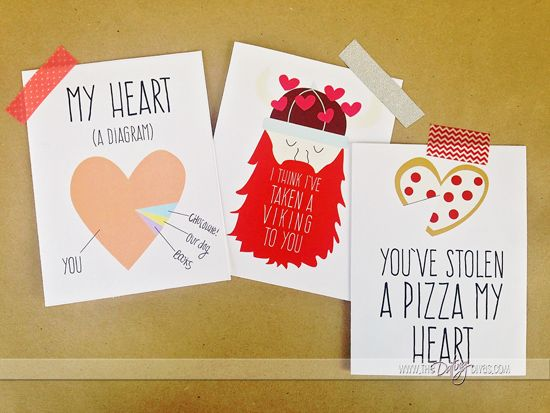 Quotes Of The Day U2013 Description. ADORABLE Valentineu0027s Day Cards ...