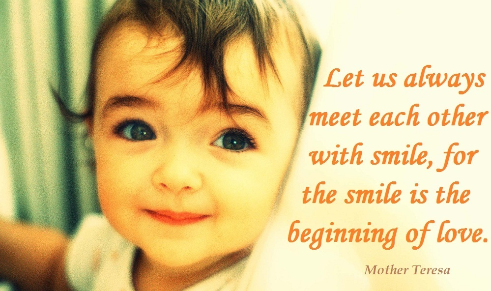 Mother Teresa Quotes Smile (4)