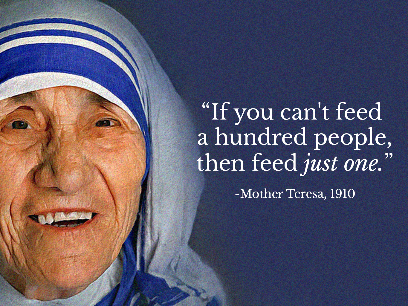 Mother Teresa Quotes Wallpapers (4)