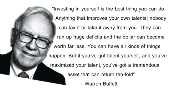 Warren Buffett Quotes (1)