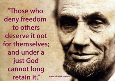 Abraham Lincoln Quotes On Freedom (5)