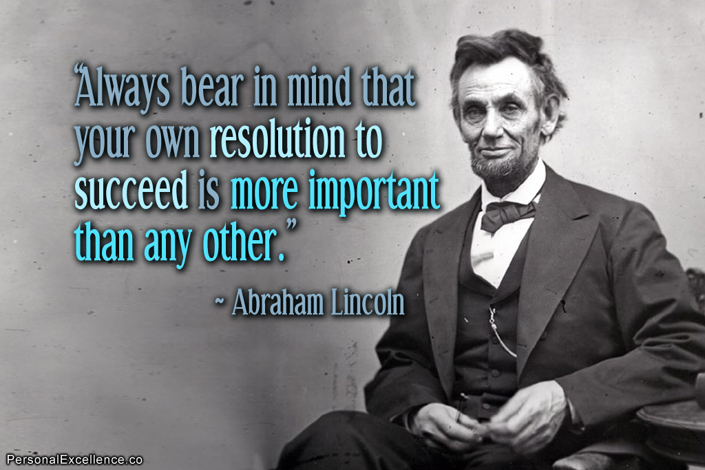 Abraham Lincoln Quotes On Life (5)
