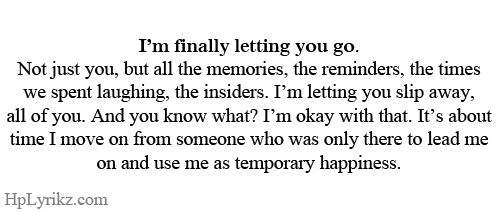 Letting Him Go Quotes Tumblr (2)