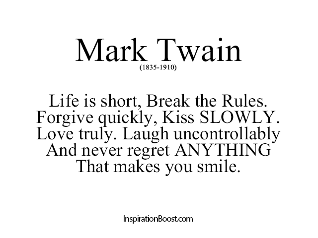 Mark Twain Quotes About Life (1)